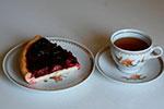 2244. Московский пирог со свежими фруктами