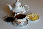 1949. Чай горячий