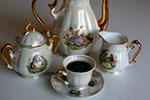 1954. Кофе с молоком