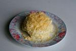 1647. Яичная кашка с сыром