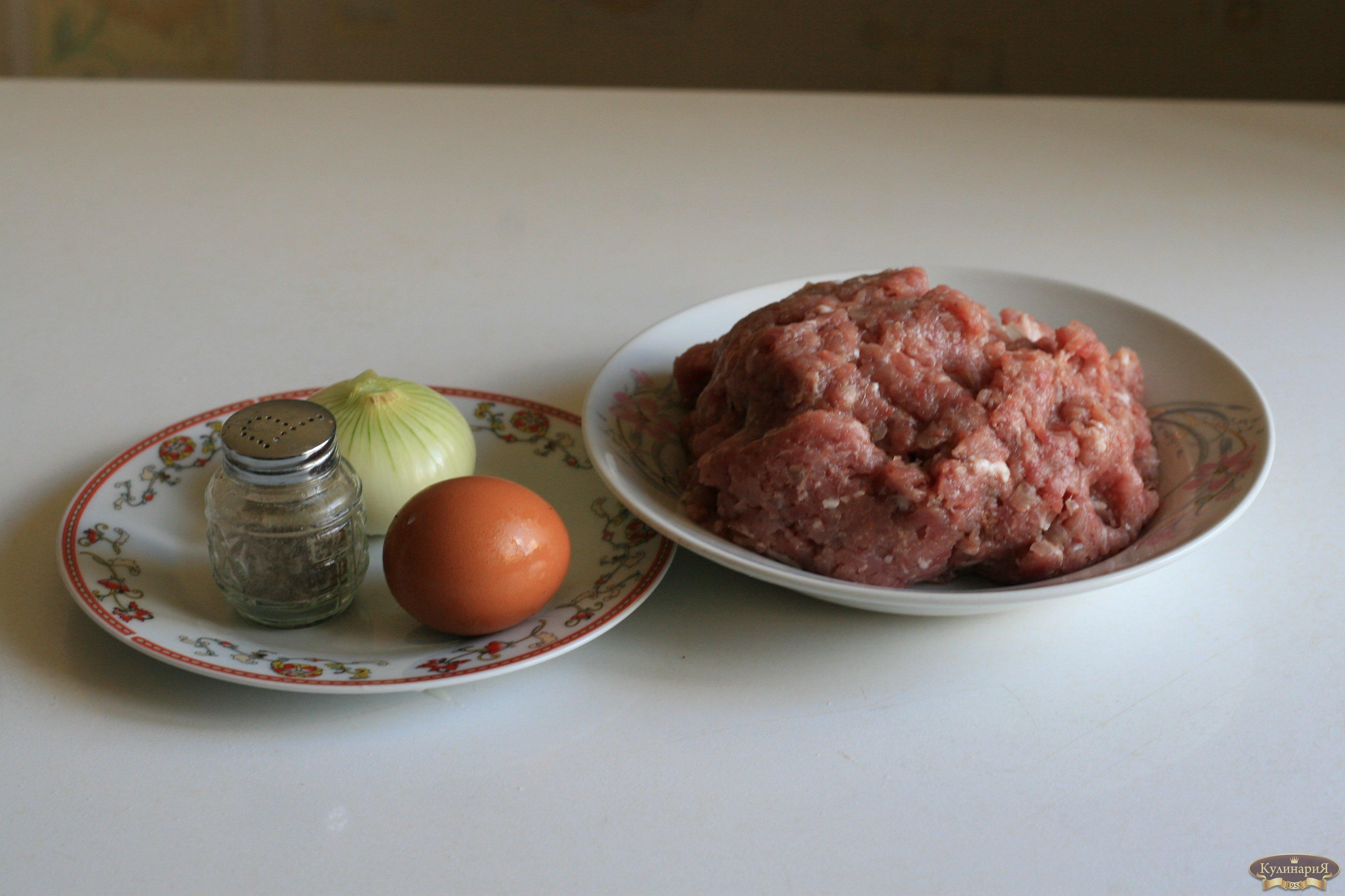 Рубленый бифштекс, пошаговый рецепт с фото - Гастроном