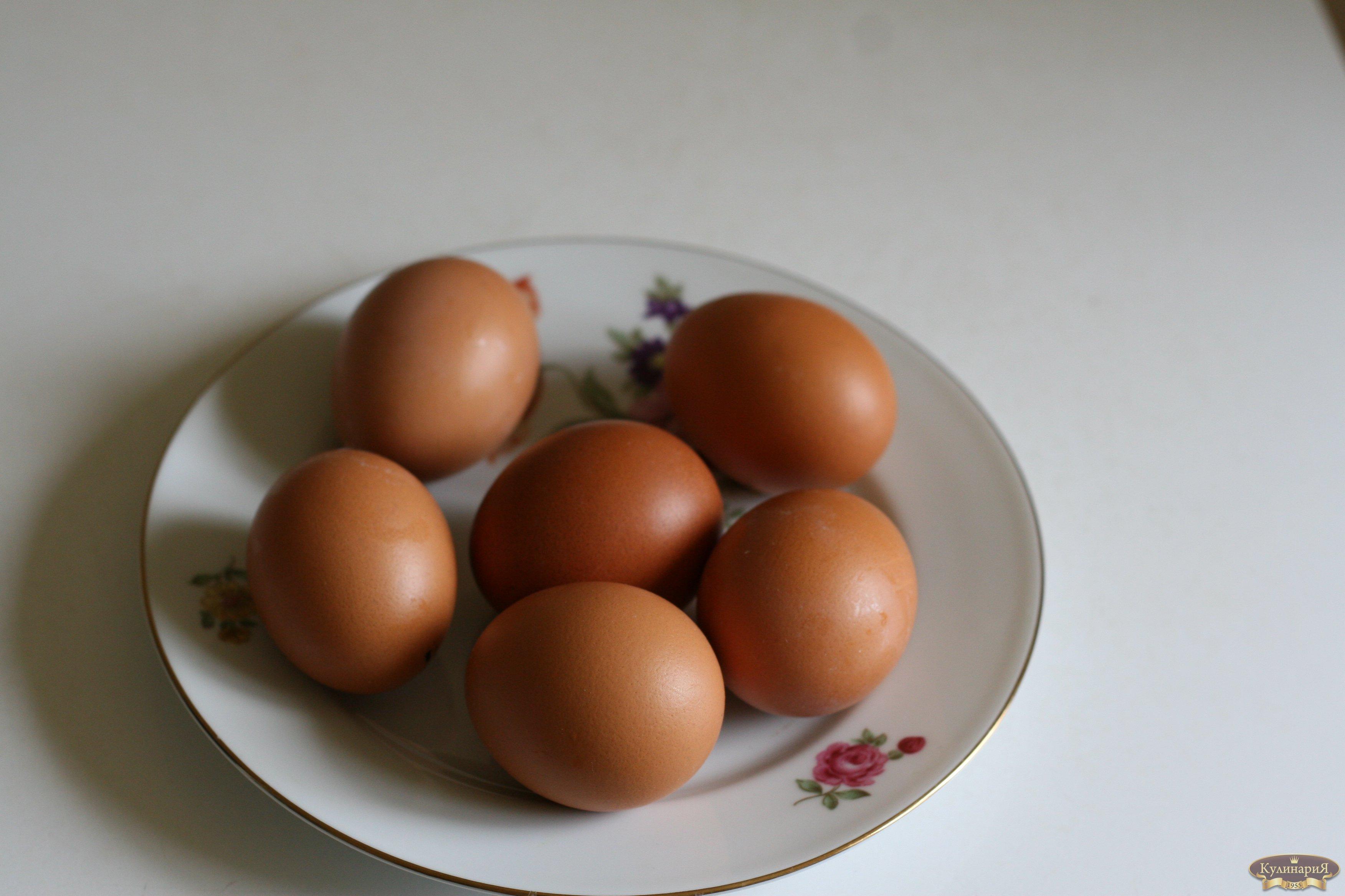 Рецепт варки яиц всмятку вкрутую сколько надо варить