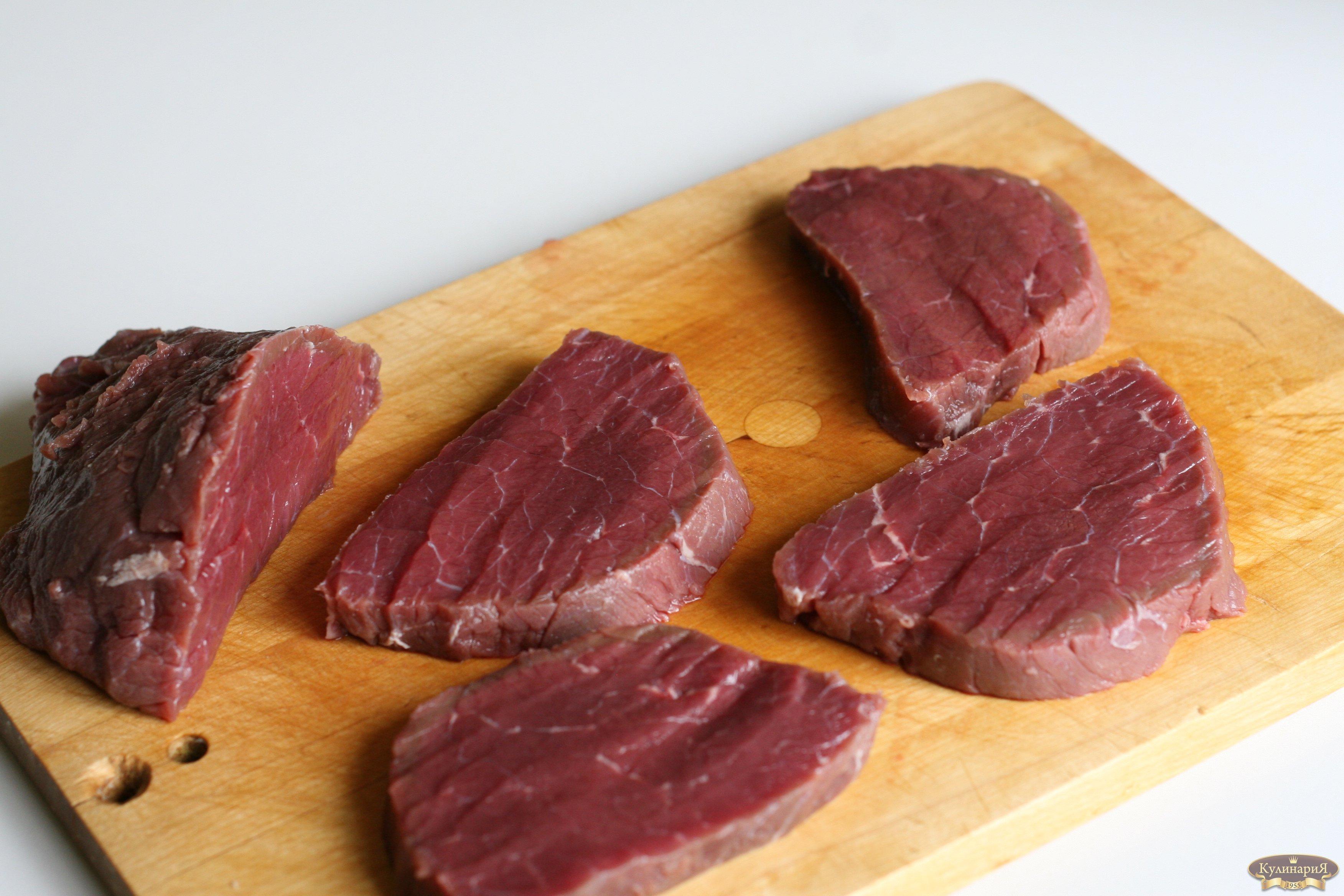 Как резать мясо вдоль или поперек волокон