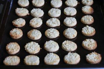 выпекать печенье при температуре 220—230°