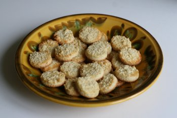 2376. Печенье круглое