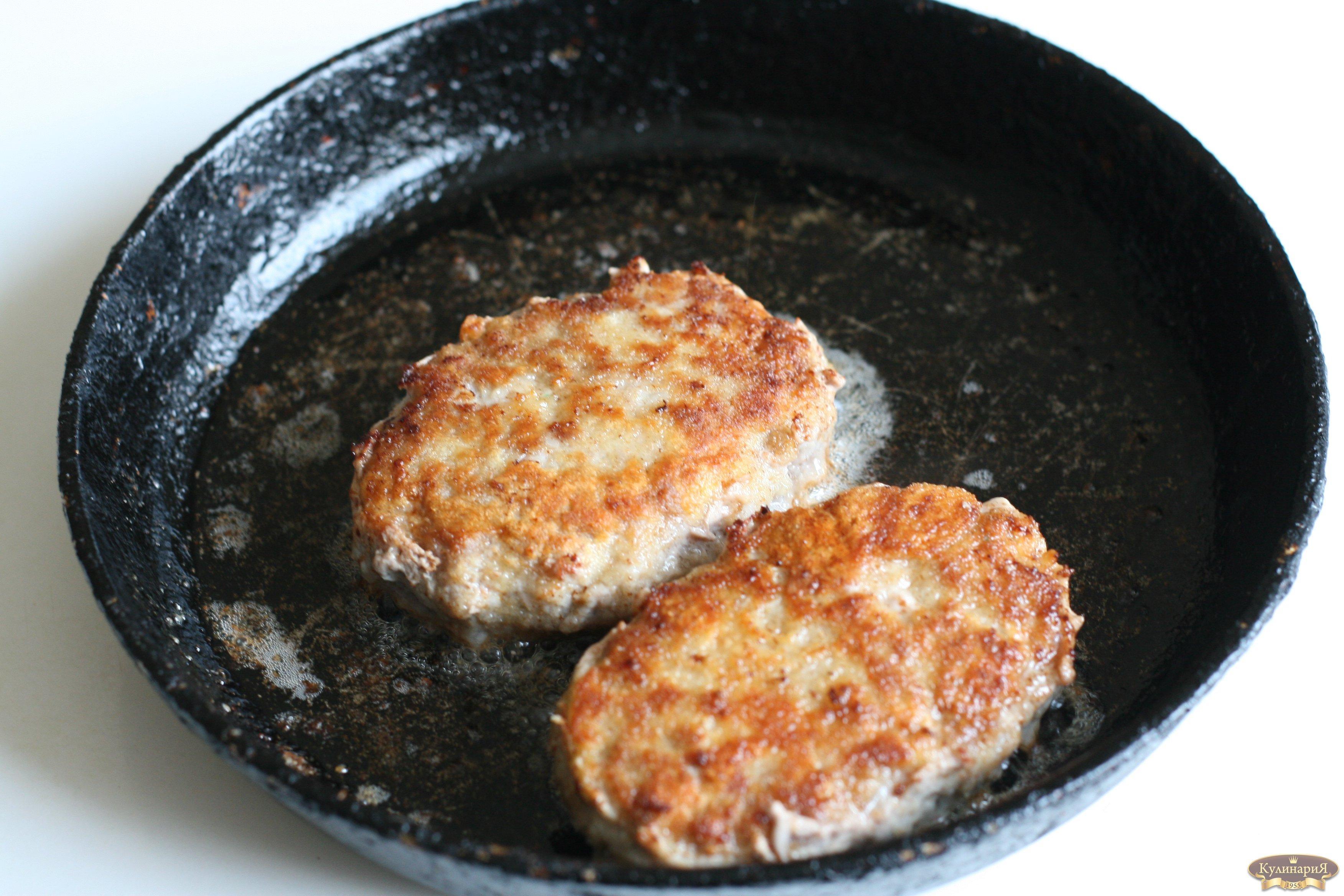 Куриные шницели в панировке рецепт с фото пошагово